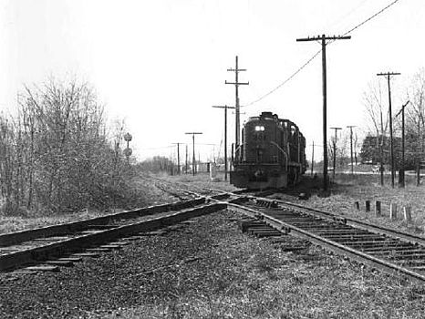 Lakeland Jct MI railroads